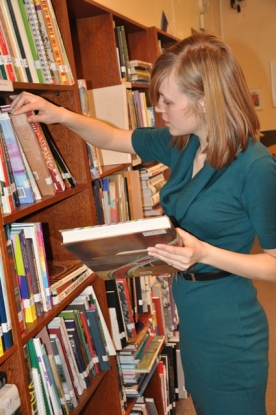 LU Bibliotēkas Izglītības zinātņu un psiholoģijas bibliotēka