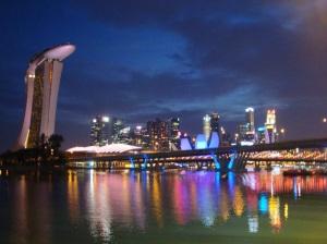 Singapūra naktī