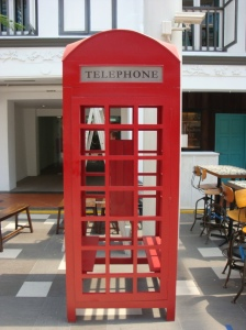 Telefona būda