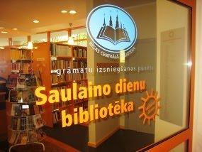 LibDay Saulaino dienu bibliotēka