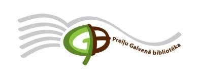 Preiļu Galvenā bibliotēka (logo)