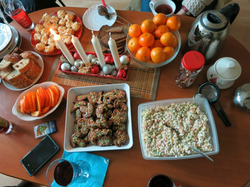 Svētku galds