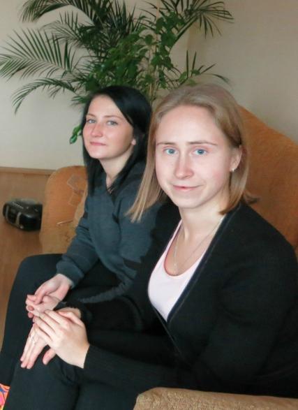 Klinta un Viktorija