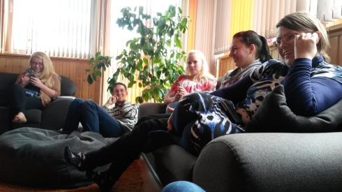 Discussion in BibliCamp