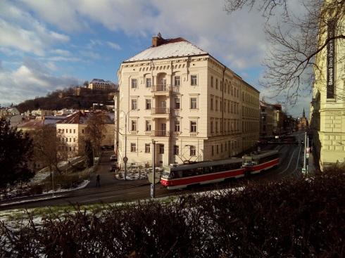 Brno pilsēta, Čehija