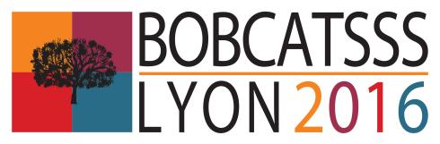 BOBCATSSS 2016