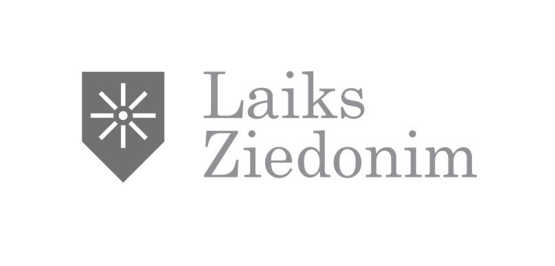 Laiks Ziedonim logo peleks